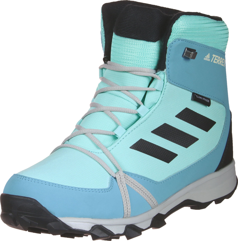 adidas TERREX Snow Climaproof Climawarm High Cut Schuhe Kinder aquablack